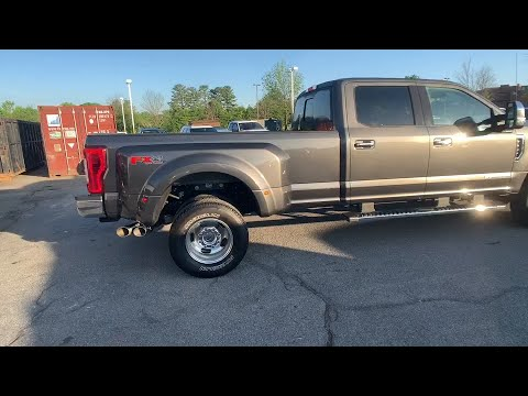 2018 Ford F-350SD Johnson City TN, Kingsport TN, Bristol TN, Knoxville TN, Ashville, NC P4825