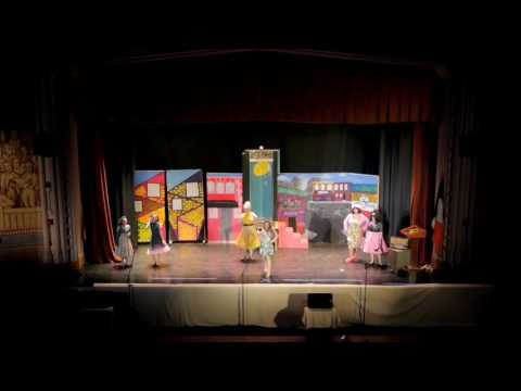 Quest to Learn Players Present Hairspray Jr