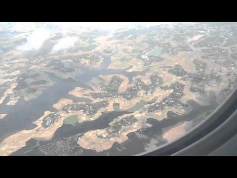 Flight to Bangladesh (Emirates) HD