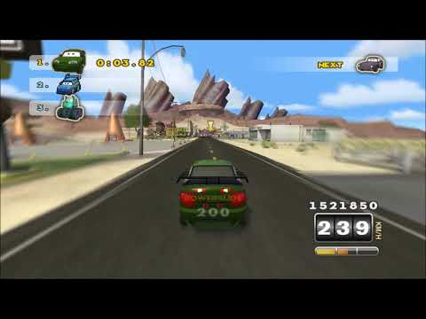 Relay Race As YouTubers Vladimir29, SuperBaddy4 And PayneCars On Team Relay #1 Cars SuperDrive