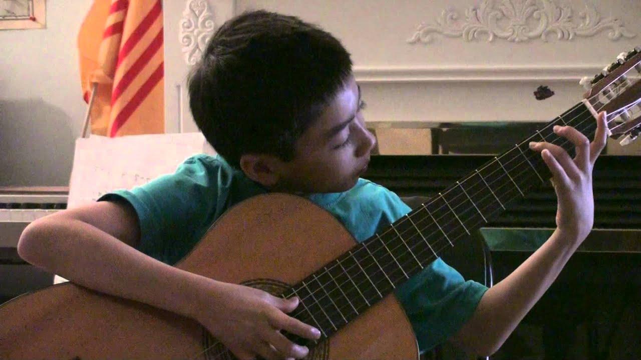 Senorita Classical Guitar By Andrew Nguyen Youtube