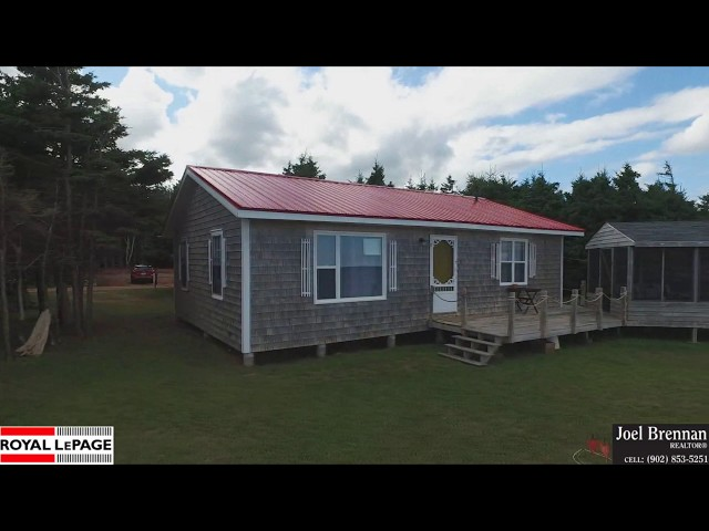 109 Oceanview Crescent Kildare Cape, PEI