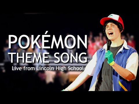 The Pokemon Theme Song - arr. by Caleb Peterson