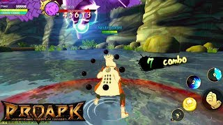 Gambar cover Naruto: Slugfest Android Gameplay (Open World MMORPG) (2nd CBT)