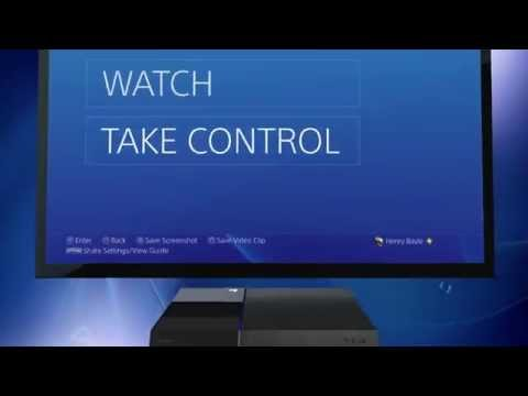 Introducing Share Play on PS4 | #4theplayers