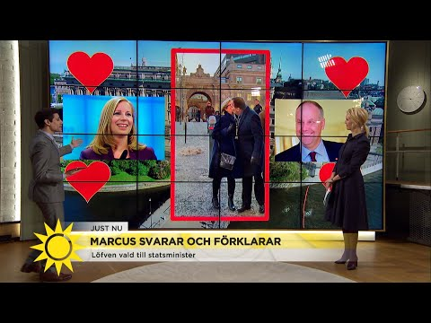 Marcus: Segerpussen efter att blockpolitiken brutits - Nyhetsmorgon (TV4)
