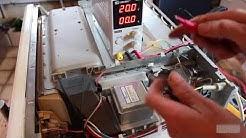 Comment réparer / détecter des problèmes avec un four micro ondes