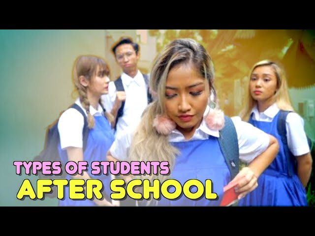 9 Types Of Students After School