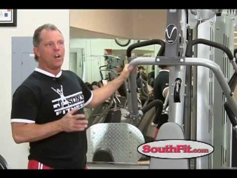 Hoist V-Express Home Gym - SouthFit Tv