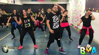 Jaleo - Nicky Jam ft. Steve Aoki / ZUMBA Video