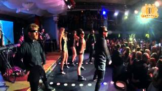 Вера Брежнева - Я не играю ( Live, Живой Звук 2014) HD