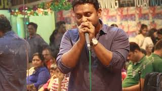 Liju Shashidharan - Beatboxing Tribute to AR Rahman | The Sunday Jammers