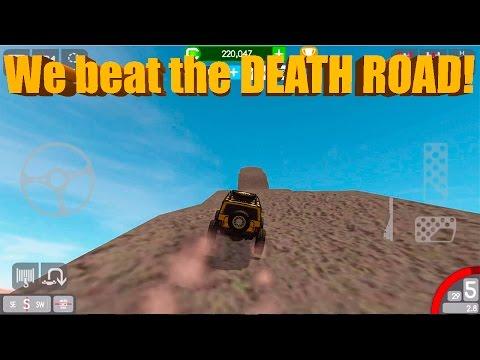 Gigabit Off-Road | WE BEAT THE DEATH ROAD!
