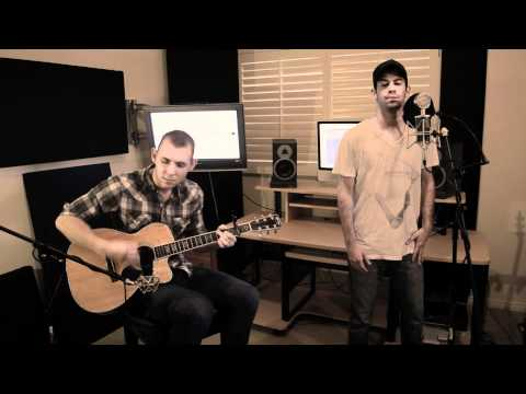 Parachute - Kiss Me Slowly - Live Acoustic Cover by Jameson Bass and Brad Kirsch