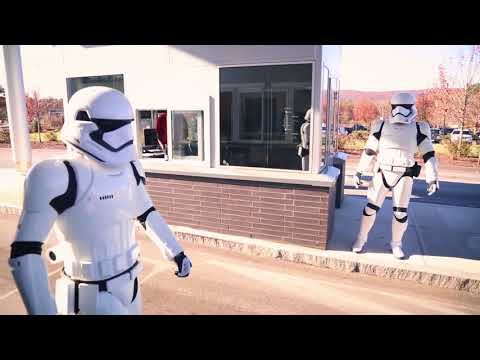Star Wars Stormtroopers take over ESPN Campus | ESPN