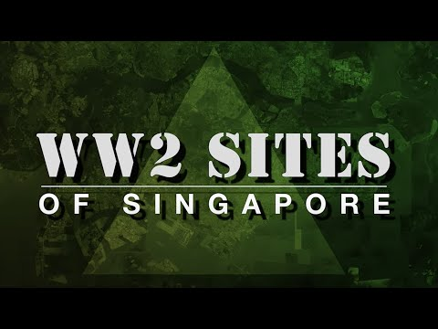 TOP SINGAPORE WW2 SITES and the BATTLE FOR SINGAPORE