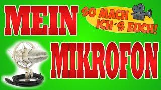MEIN MIKROFON - t.bone sc 440 USB   SO MACH ICH`S EUCH!