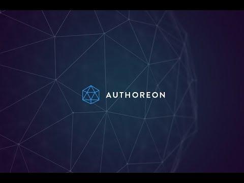 Authoreon - Decentralize Authorization, Authentication, Verification & Certification