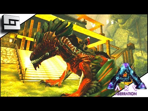 Super Drake Tame! Modded ARK ABERRATION! ( Ark Aberration Gameplay E6 )