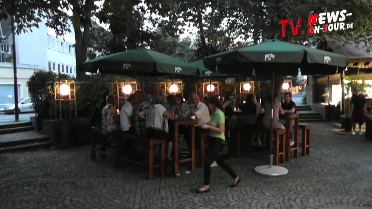 Stadt Terrassen Gummersbach Grill And Chill Erste Emotions 28 06