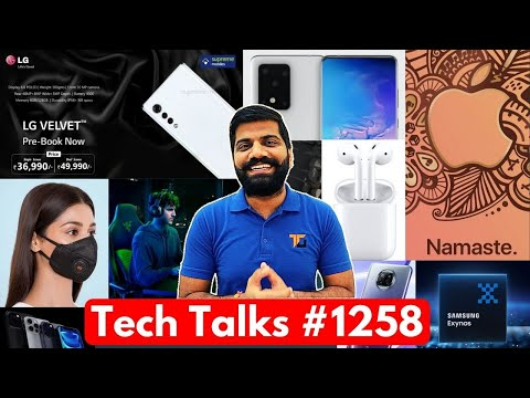 Tech Talks #1258 – Free AirPods, Redmi Note 10 Launch, New Nord Phone, Xiaomi Mask, S21 Cameras