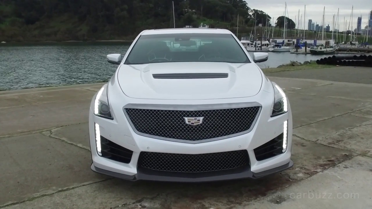 Unboxing 2017 Cadillac Cts V The Greatest Performance Ever You