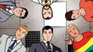 """Archer: """"Mulatto Butts"""" Ringtone"""