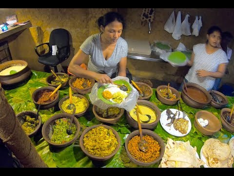 Best Rice n Curry in Colombo - Sri Lankan Food - Jaadi Samaga Game Kaema