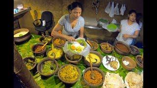 Best Rice n Curry in Colombo - Sri Lankan Food - Jaadi Samaga Game Kaema