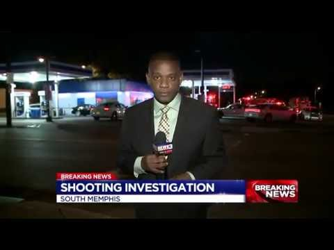 Two people shot at Memphis gas station | Breaking News