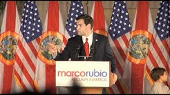 Marco Rubio's Election Night Remarks