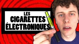 NORMAN - LES CIGARETTES ÉLECTRONIQUES