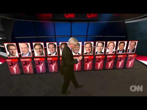 CNN GOP Presidential Debate