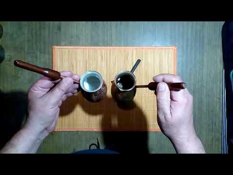 Как выбрать правильную турку,для приготовления кофе...??? Какая она должна быть???!!!