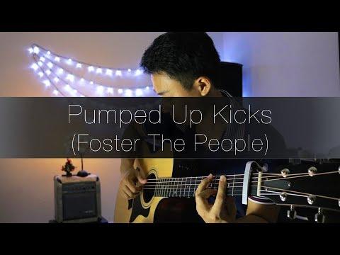 Foster The People Pumped Up Kicks - Rodrigo Yukio Fingerstyle Guitar CoverFREE TABS