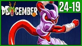 Dragon Ball Top 24 Villains Part 1 - DBcember 2016 - Team Four Star
