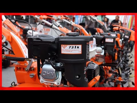 The Best Selling RURIS Products of 2019: Ruris 731k Motocultor and Parang 704 Snow Mill