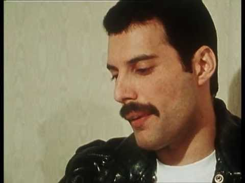 Freddie Mercury Interview (1982) - YouTube