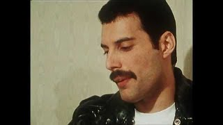 Freddie Mercury Interview 1982