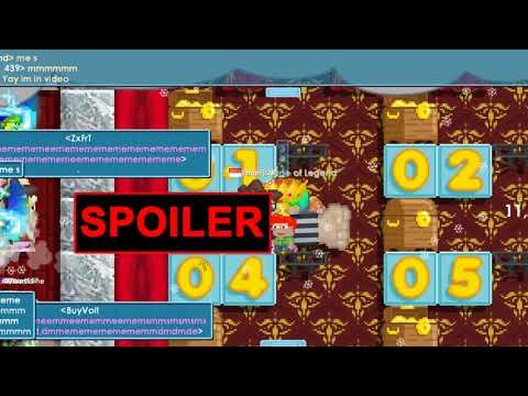 BIGGEST CHEST GAME EVER! OMG! | GROWTOPIA