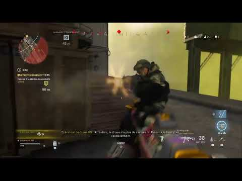 LIVE GAME ABONNE WARFARE MW #PS4 #FR ROAD 10K