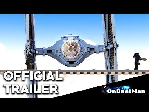 DARTH VADER Vs KYLO REN  - Official Trailer (2020) - LEGO Star Wars (Feat. Fancy Pants)