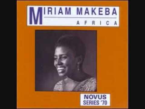 Miriam Makeba Africa - 'Olilili' South Africa