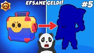 Bakın Kutudan Hangi Savaşçı Çıktı!! - Panda ile Brawl Stars Beşinci Bölüm