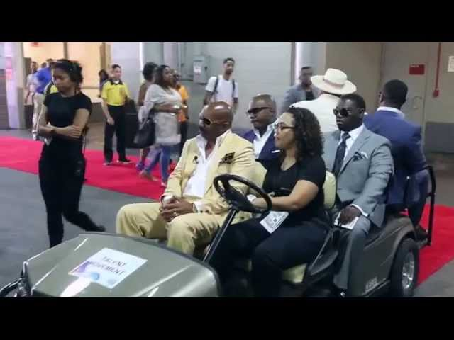 Steve's World - A Day In The Life At Essence Festival 2015 With Steve Harvey