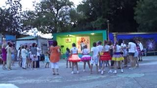 """12 Фестиваль """"Большая перемена""""- т/б """"Приморская"""",  открытие (03.07.13)"""