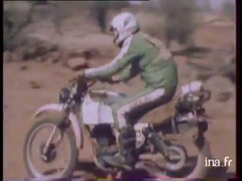 Paris - Dakar 1979