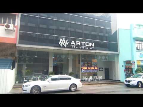 Arton Boutique Hotel, Singapore