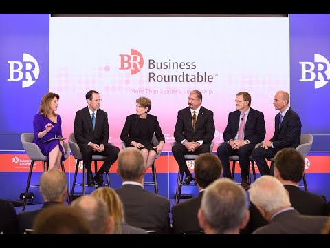 Business Roundtable CEOs on Tax Reform