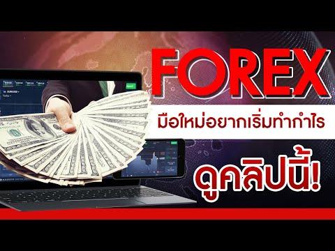 forex - สอน มือใหม่ เทรด forex สำหรับมือใหม่ คนที่ไม่รู้จัก forex มาก่อนเลย โดย MJ Opo